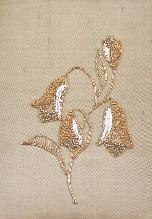 Golden Hinde Goldwork Embroidery